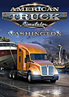 American Truck Simulator - Washington (PC) Klíč Steam