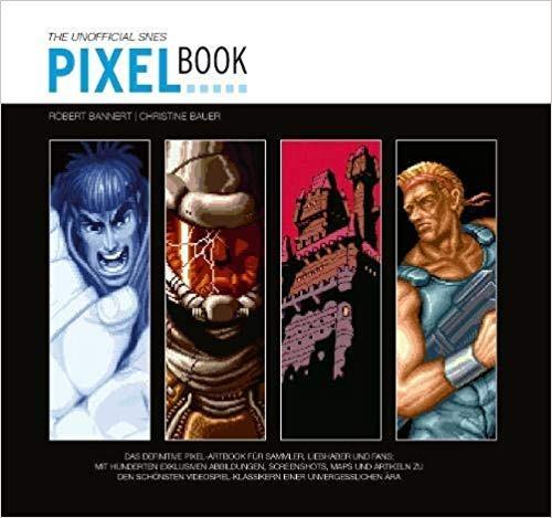 Kniha The SNES Pixel Book (PC)