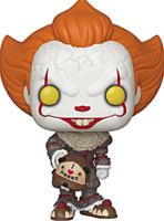 Figurka IT 2 - Pennywise with Beaver Hat