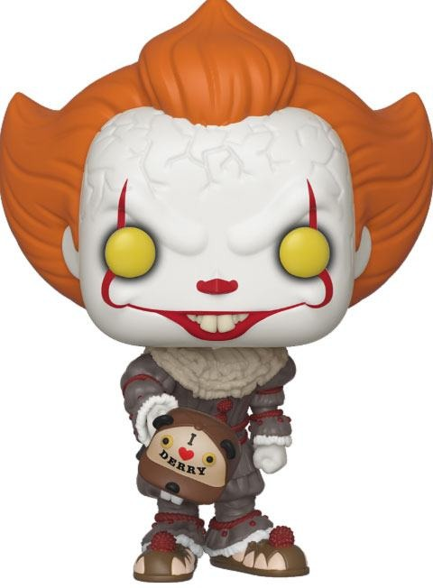 Figurka IT 2 - Pennywise with Beaver Hat (Funko POP!)  (PC)