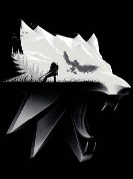 Plakát Zaklínač - Open World