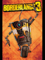 Plakát Borderlands 3 - Claptrap
