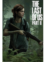 Plakát The Last of Us Part II - Ellie