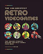 Kniha The 100 Greatest Retro Videogames