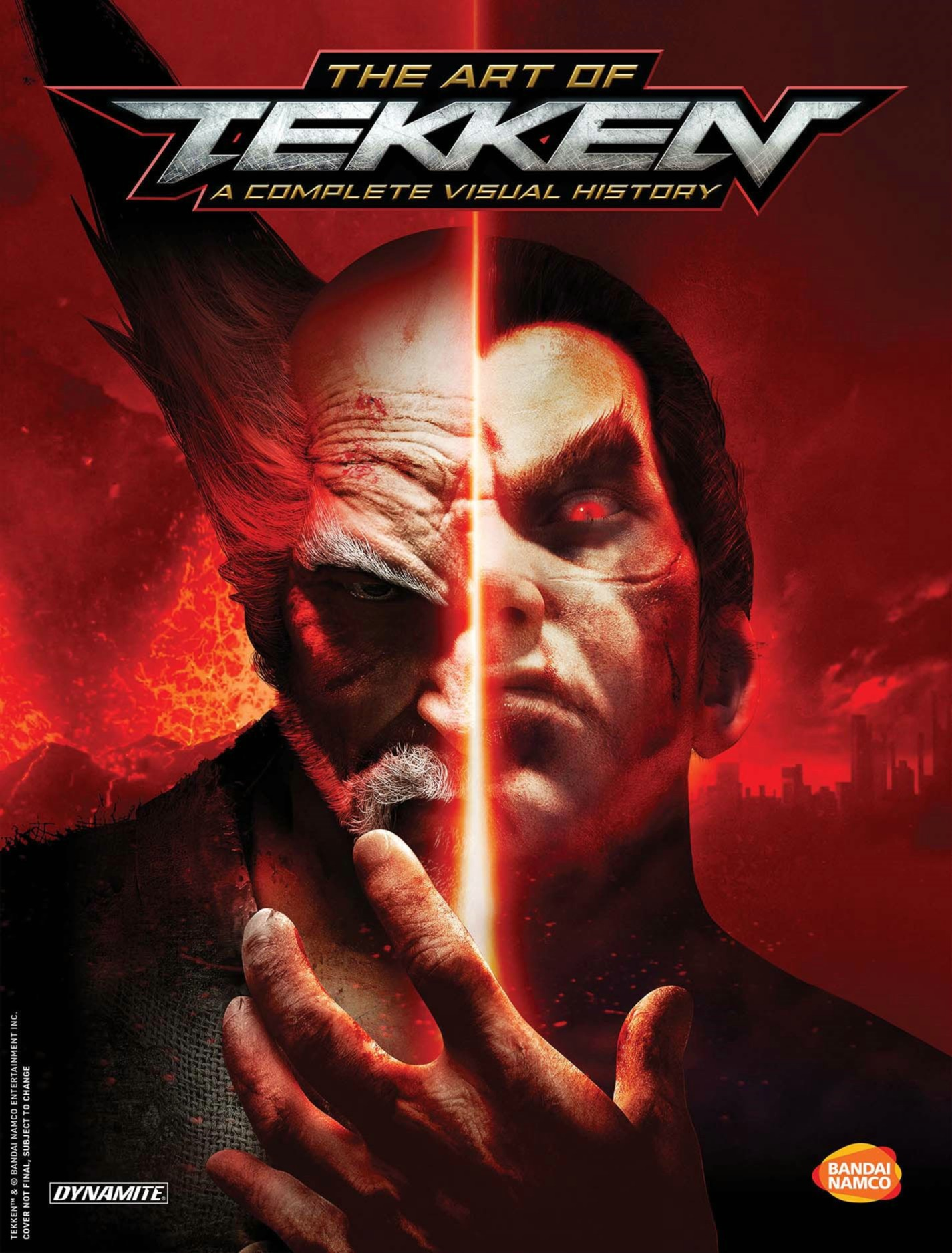 Kniha The Art of Tekken: A Complete Visual History (PC)