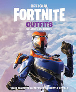 Kniha FORTNITE Official: Outfits: The Collectors' Edition