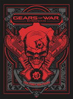 Kniha Gears of War: Retrospective