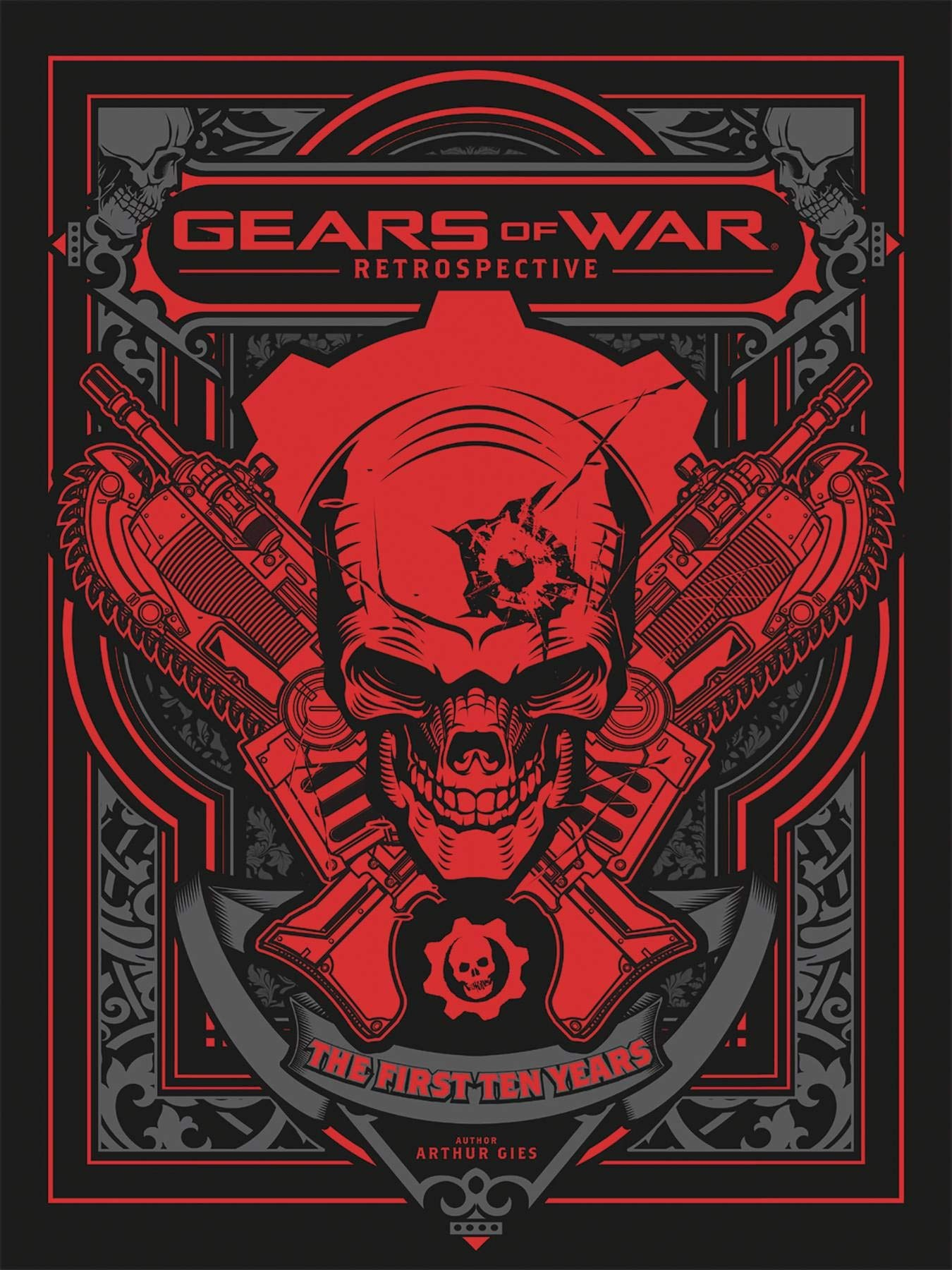 Kniha Gears of War: Retrospective (PC)