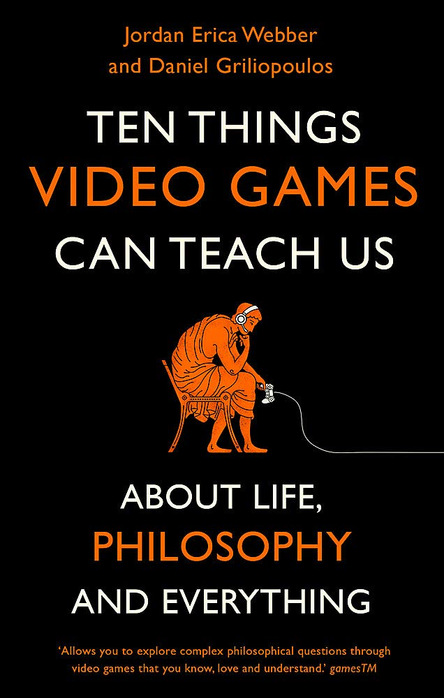 Kniha Ten Things Video Games Can Teach Us (PC)
