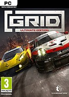 GRID Ultimate Edition (PC) Klíč Steam