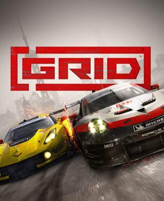 GRID (PC) Klíč Steam (PC)