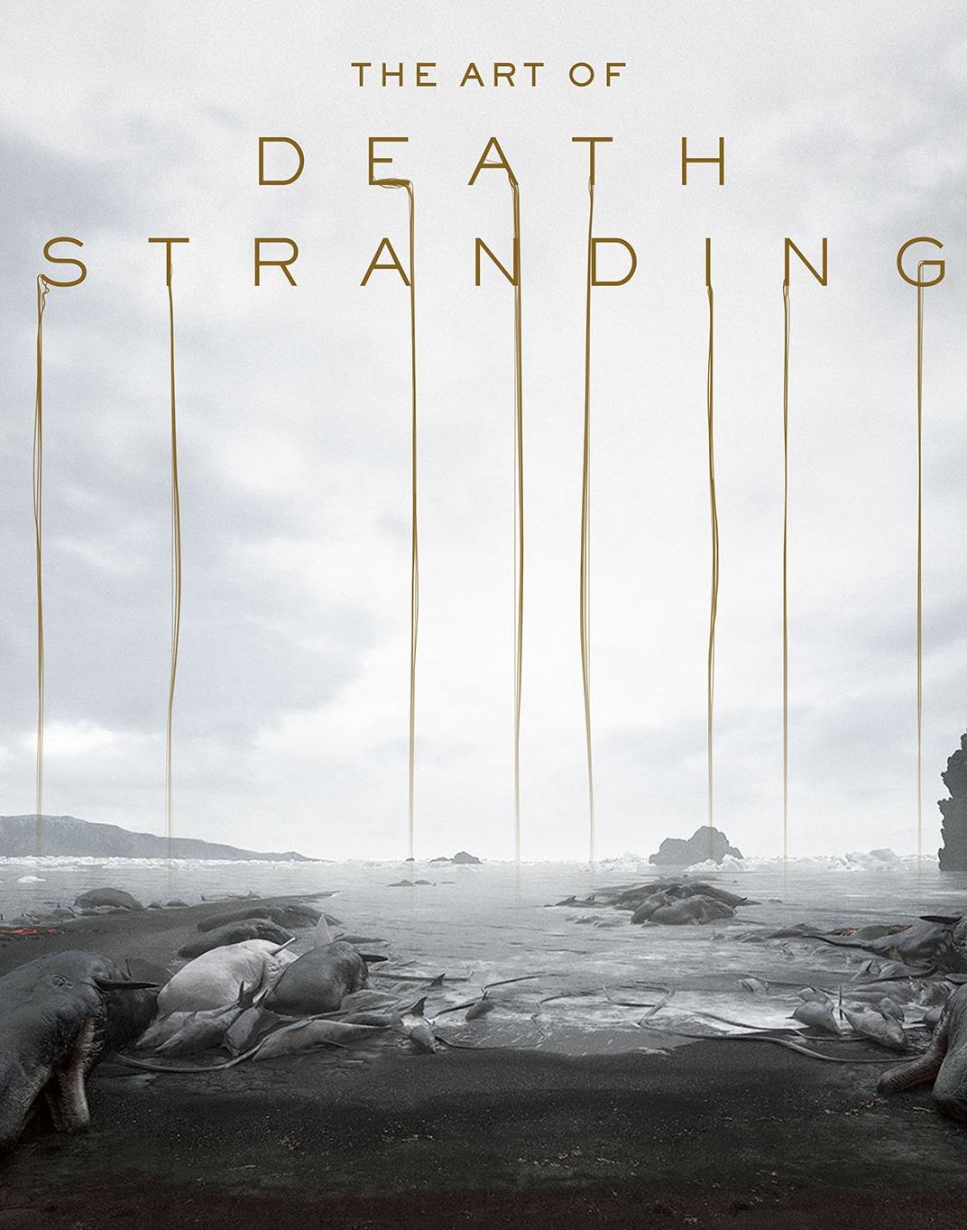 Kniha The Art Of Death Stranding (PC)