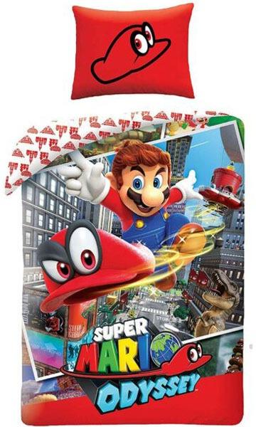 Povlečení Super Mario - Super Mario Odyssey (PC)