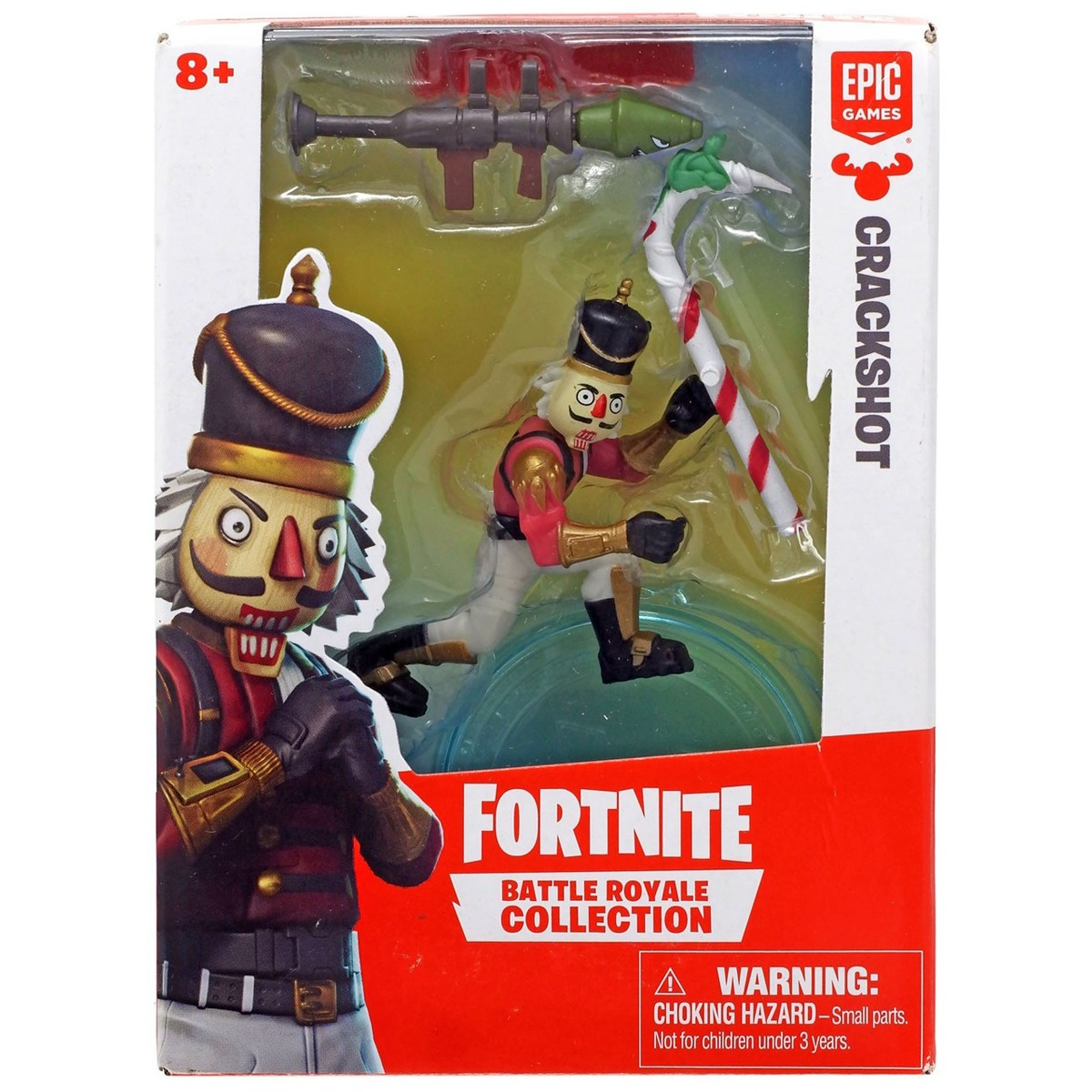 Figurka Fortnite Battle Royale Collection (Crackshot) (PC)