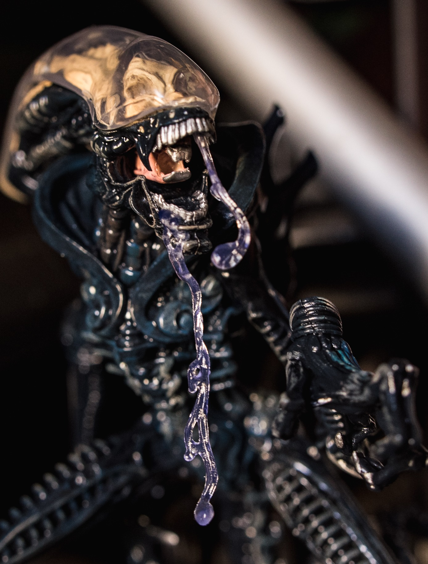 Figurka Alien - Xenomorph (Mini Epics) (PC)