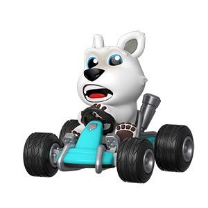 Figurka Crash Bandicoot - Polar (Funko Minis) (PC)