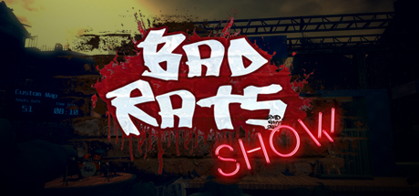 Bad Rats Show (PC) Steam (PC)