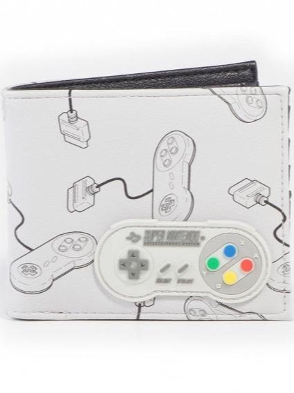 Peněženka Nintendo - SNES Controller (PC)