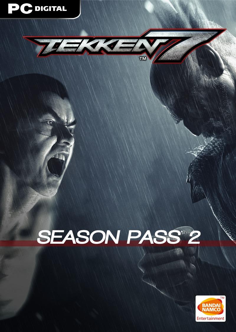 Tekken 7 Season Pass 2 (PC) Steam (PC)