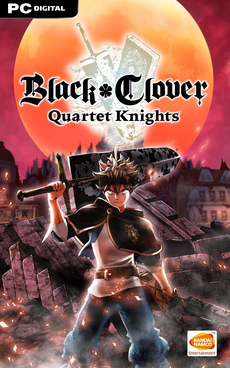 BLACK CLOVER: QUARTET KNIGHTS (PC) Steam (PC)