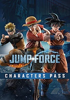 JUMP FORCE - Characters Pass (PC) Steam