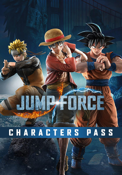JUMP FORCE - Characters Pass (PC) Steam (PC)