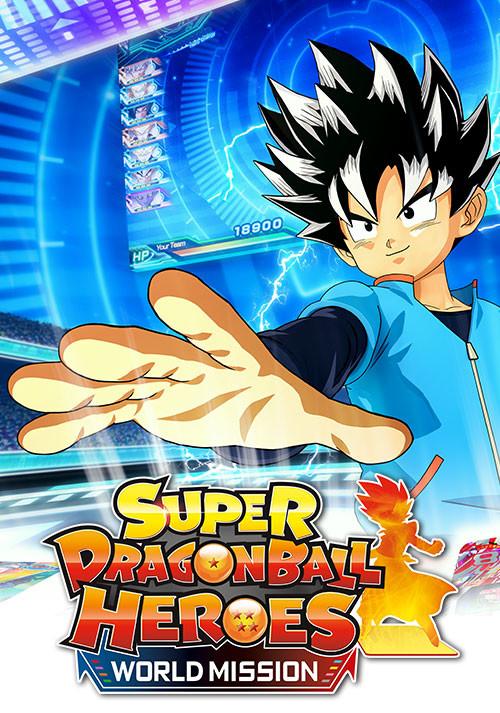 Super Dragon Ball Heroes World Mission (PC) Klíč Steam (PC)