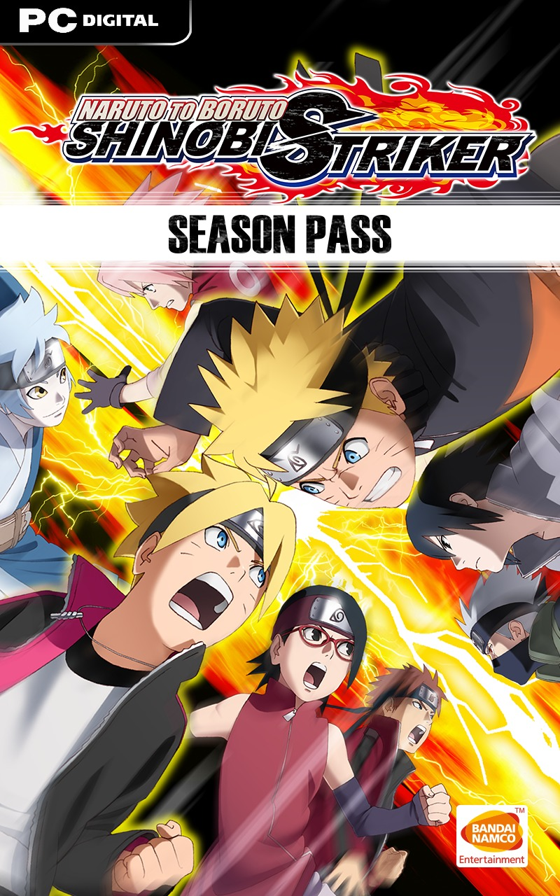 NARUTO TO BORUTO: SHINOBI STRIKER Season Pass (PC) Steam (PC)