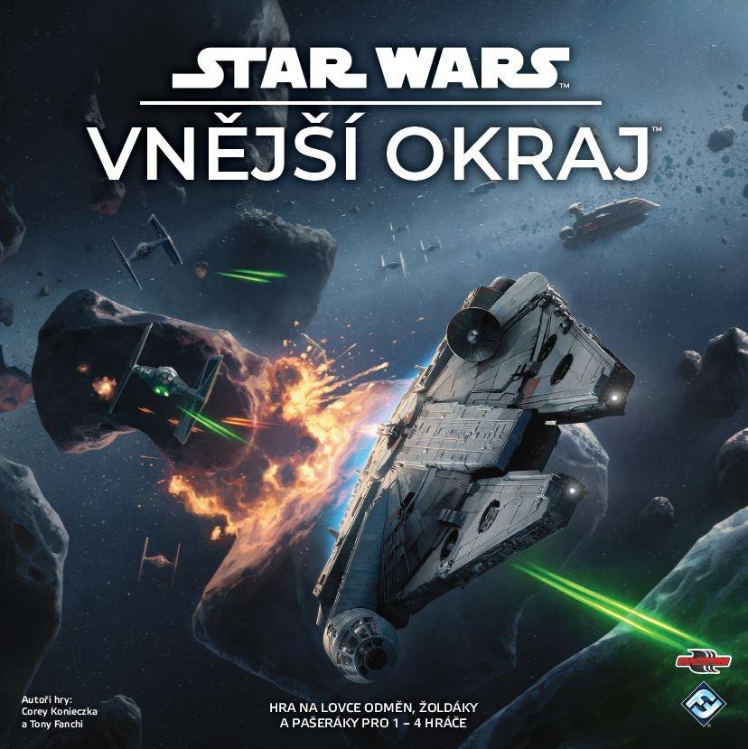 Desková hra Star Wars: Vnější Okraj CZ (PC)