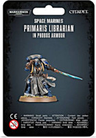 Figurka Warhammer 40000 - Primaris Librarian in Phobos Armour
