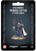 Figurka Warhammer 40000 - Primaris Captain in Phobos Armour