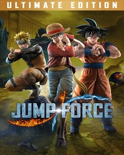 Jump Force Ultimate Edition (PC DIGITAL) (PC)