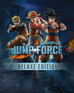 Jump Force Deluxe Edition (PC DIGITAL) (PC)