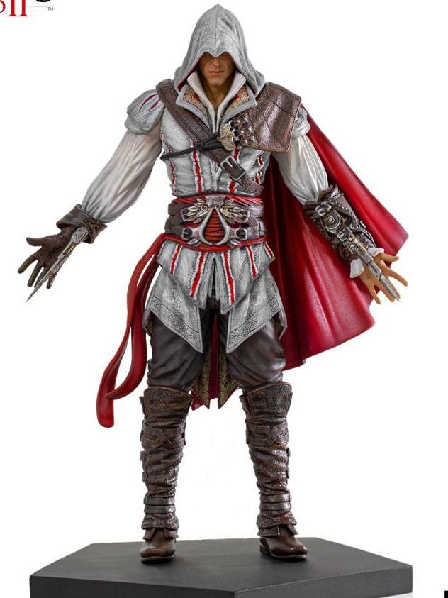 Figurka Assassins Creed - Ezio Auditore (Art Scale Statue, 21 cm) (PC)