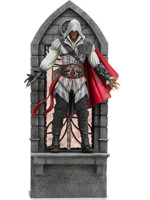 Figurka Assassins Creed - Ezio Auditore Deluxe (Art Scale Statue, 31 cm)