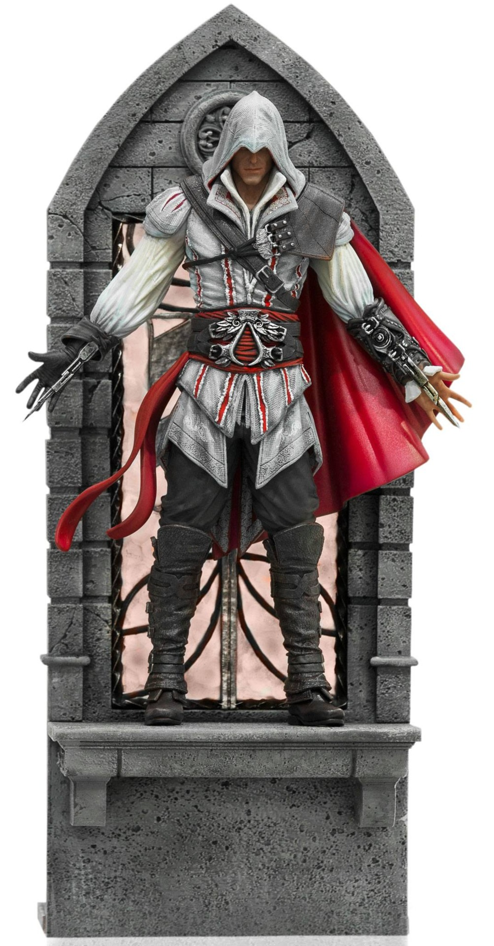 Figurka Assassins Creed - Ezio Auditore Deluxe (Art Scale Statue, 31 cm) (PC)