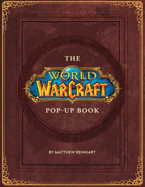 Kniha The World of Warcraft Pop-Up Book (PC)