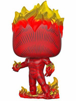 Figurka Marvel - Human Torch (Funko POP! Marvel 80th First Appearance)