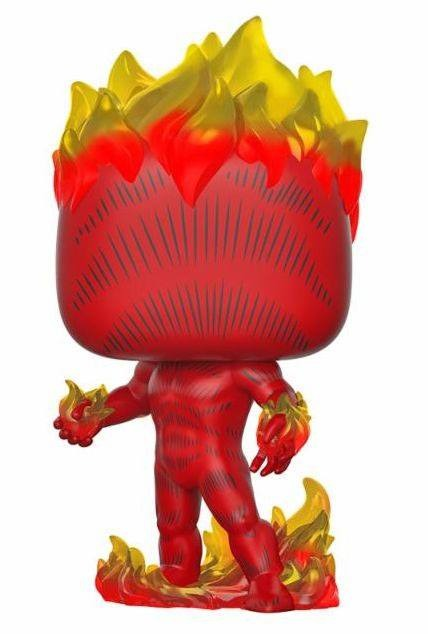 Figurka Marvel - Human Torch (Funko POP! Marvel 80th First Appearance) (PC)