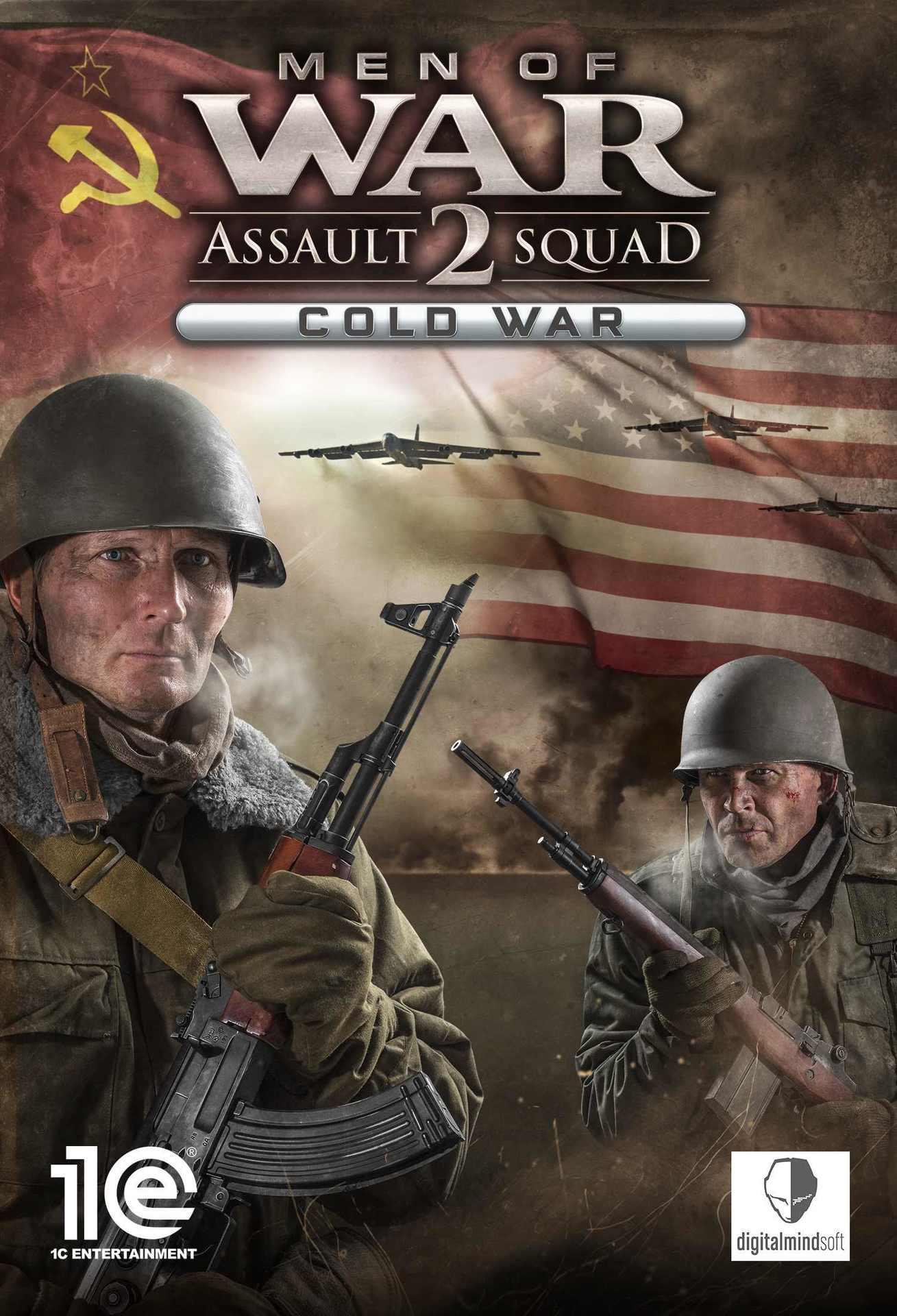 Men of War: Assault Squad 2 - Cold War (PC) Klíč Steam (PC)