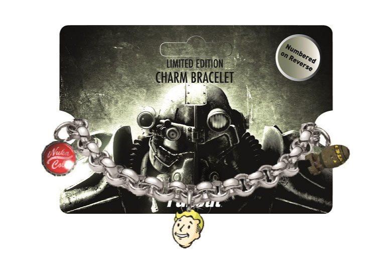 Náramek Fallout - Charm Bracelet Limited Edition (PC)