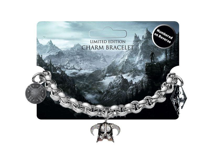 Náramek Skyrim - Charm Bracelet Limited Edition (PC)