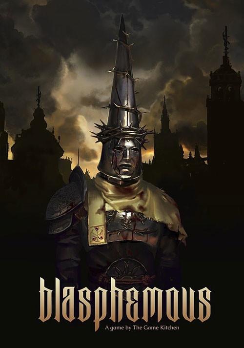Blasphemous (PC) Steam (PC)