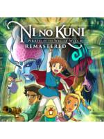 Ni no Kuni: Wrath of the White Witch Remastered (PC) Klíč Steam + BONUS