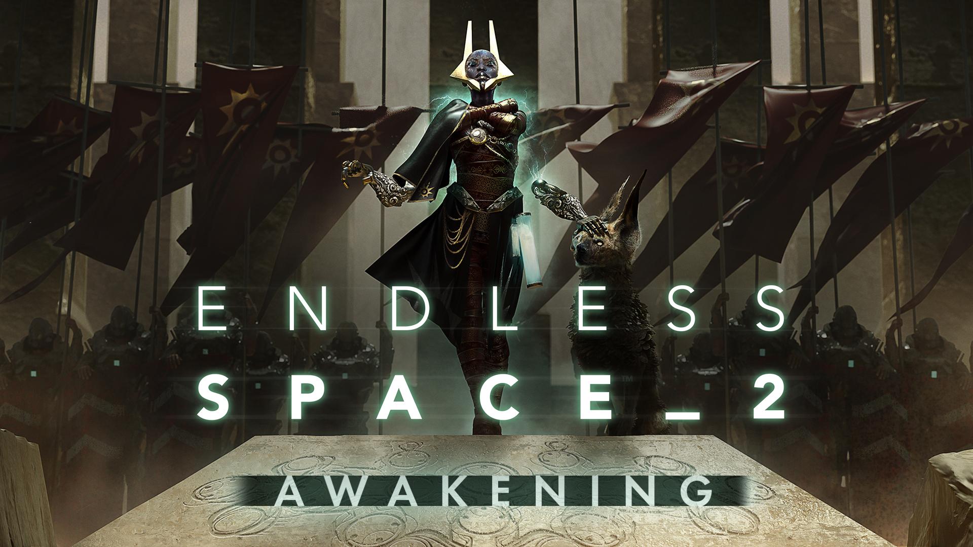 Endless Space 2: Awakening (PC) Klíč Steam (PC)
