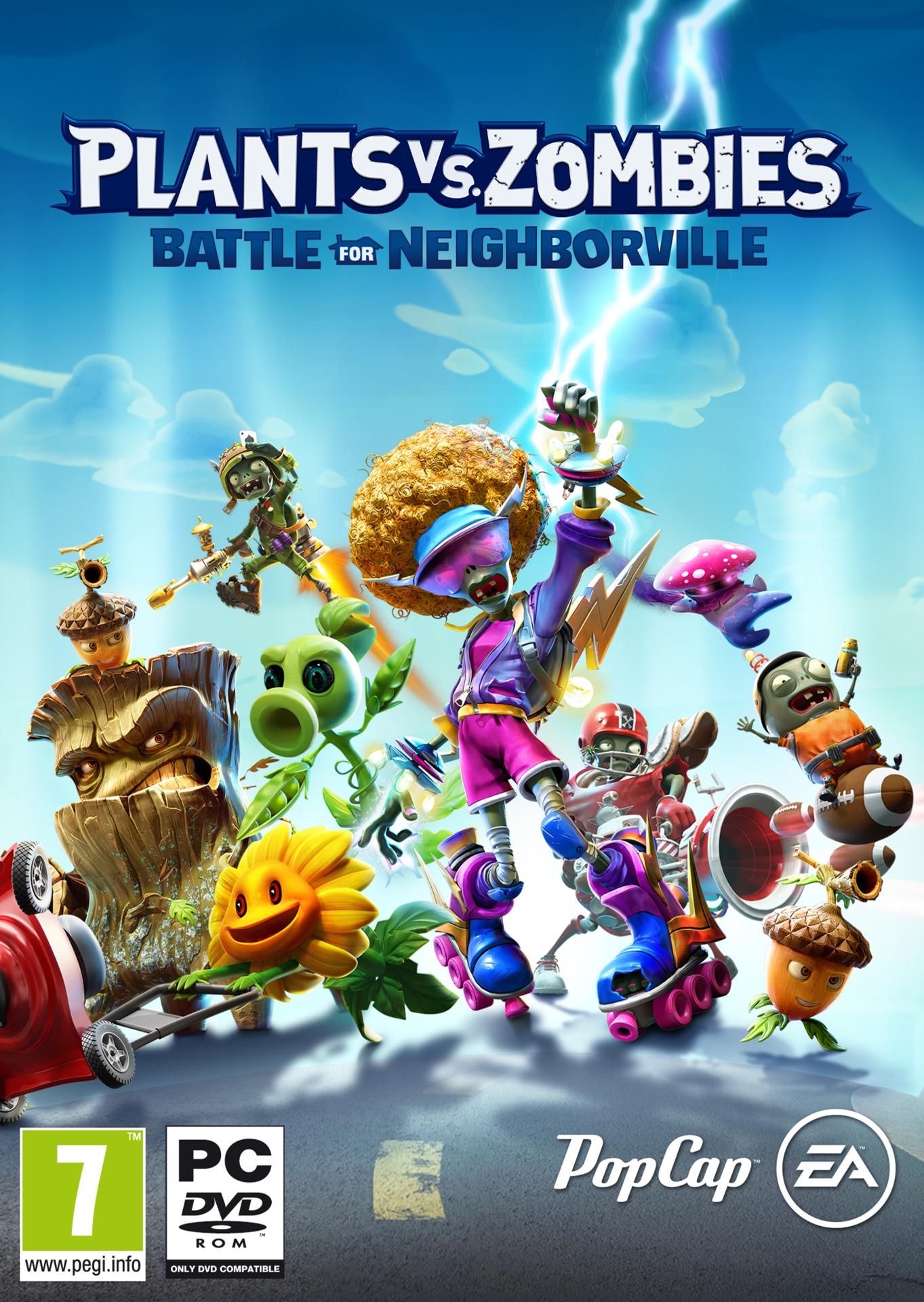 Plants vs Zombie: Battle for Neighborville (PC)