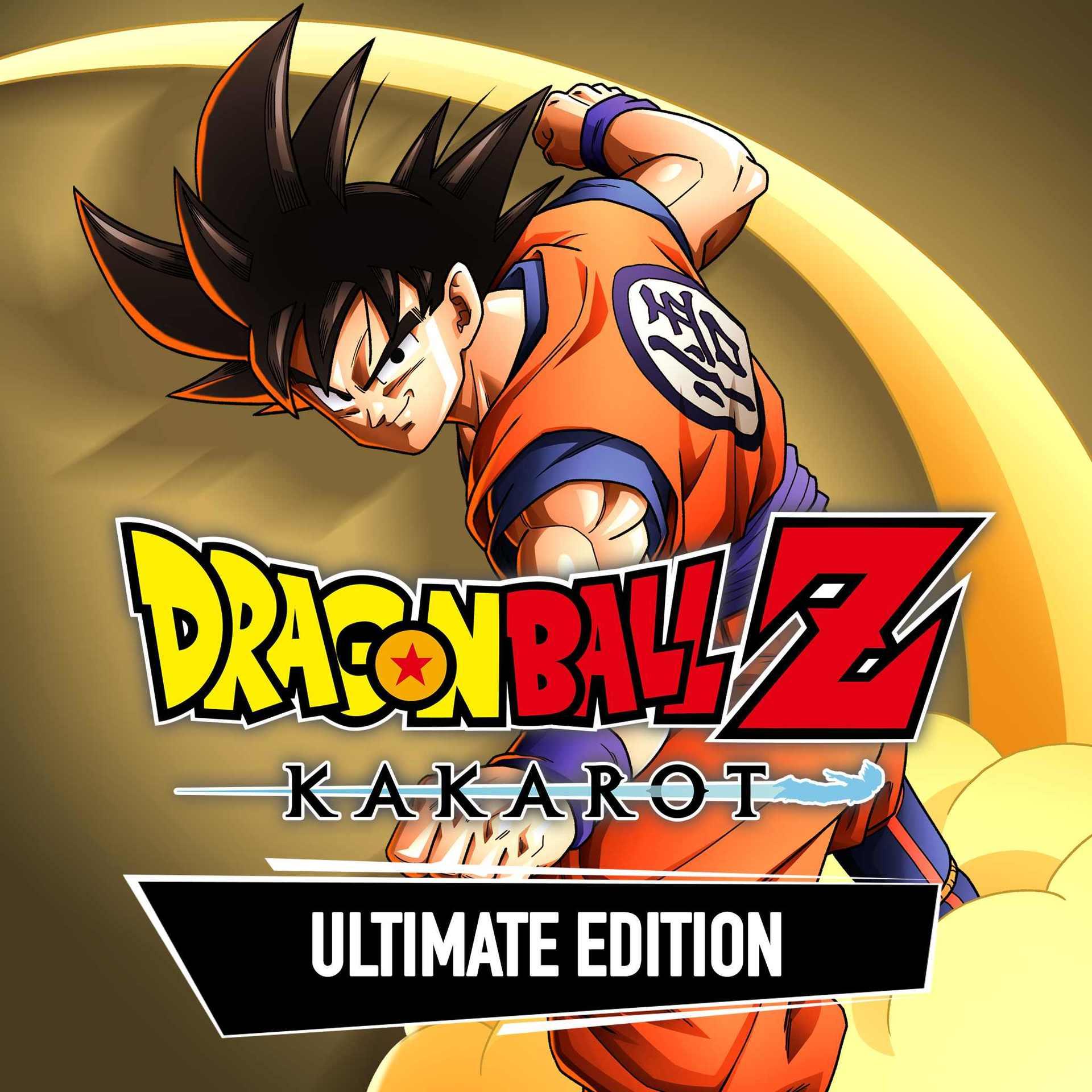 DRAGON BALL Z: KAKAROT - Ultimate Edition (PC) Klíč Steam (PC)