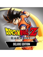DRAGON BALL Z: KAKAROT - Deluxe Edition (PC) Klíč Steam