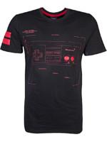 Tričko Nintendo - NES Controller (velikost L)