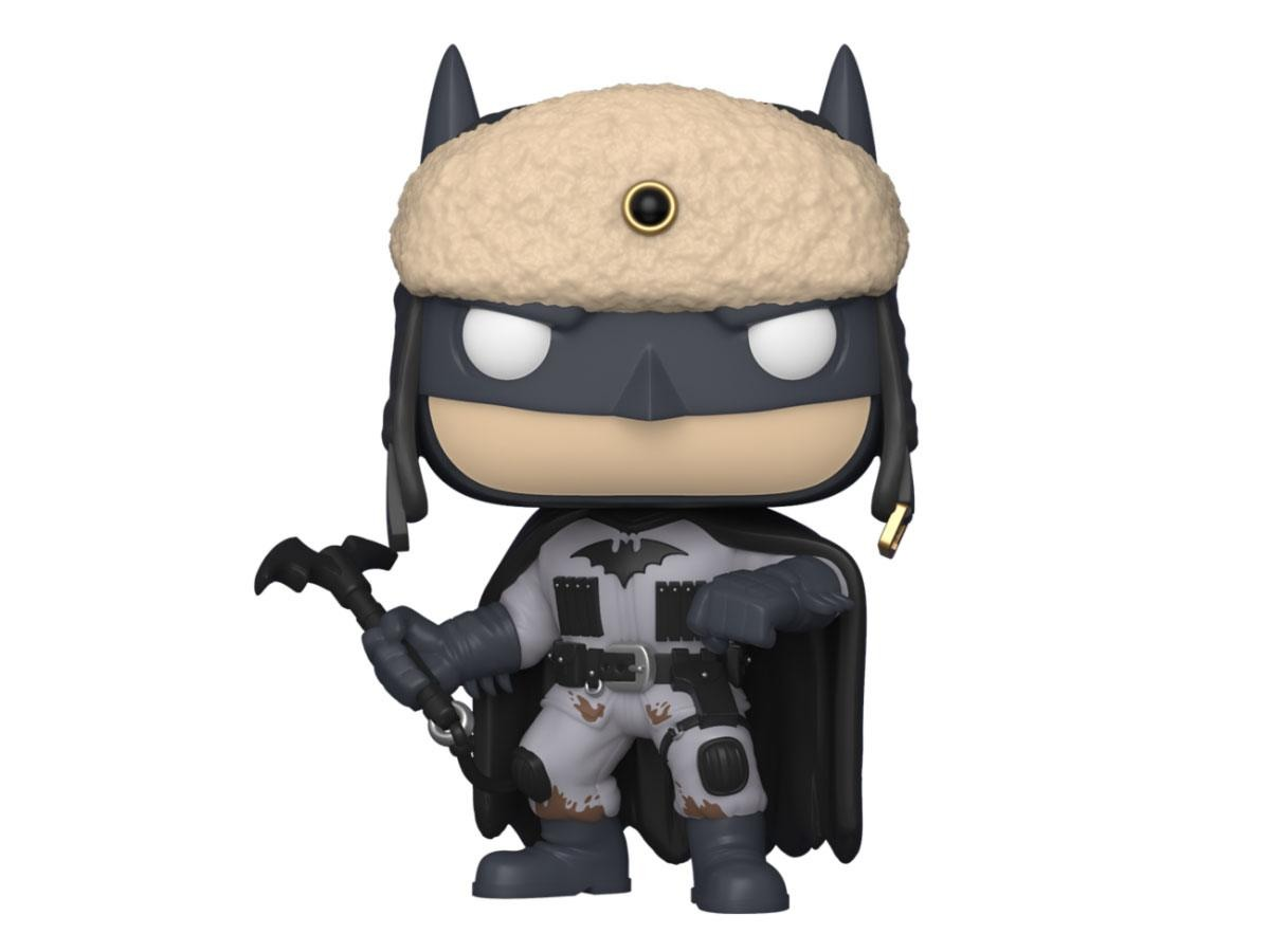 Figurka Batman - Red Son Batman (Funko POP! Heroes 312) (PC)